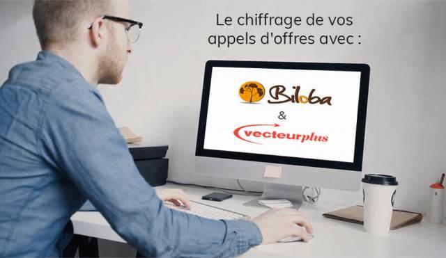 Interface entre Biloba et Quoteasy pour le chiffrage des appels d'offres