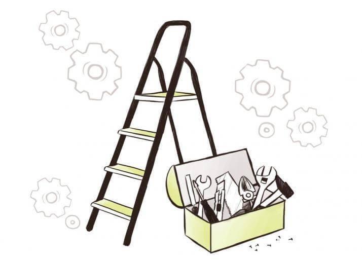 Illustration pour la solution de gestion de Maintenance de l'ERP Biloba